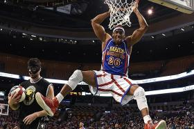 Harlem Globetrotters set to thrill fans in Singapore