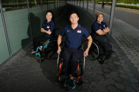 National para-swimmer Toh Wei Soong going for gold in WPS World Series