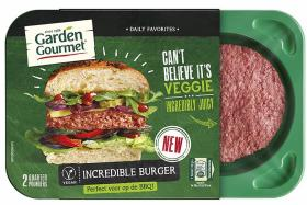 Nestle branches out with plant-based burgers