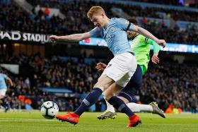 Neil Humphreys: De Bruyne is bad news for Man City's rivals
