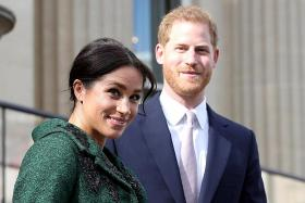 Royal couple Prince Harry and Meghan break Instagram followers record