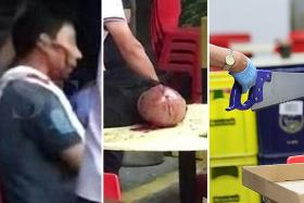 Two injured in saw attack in Geylang coffee shop