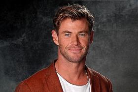 Hemsworth feels 'freer' as Thor now