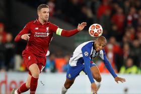 Richard Buxton: Keita, Henderson stepping out of Gerrard's shadow