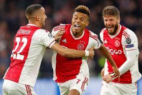 Ajax confident of progress despite 1-1 draw