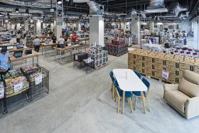 Harvey Norman warehouse sale's $10 discount for Tampines residents