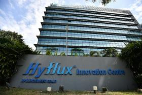 Hyflux tells court it's premature to talk about another rescue plan