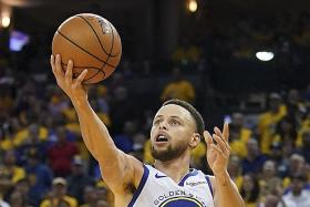 Warriors win, but Sixers and Raptors stunned in NBA play-offs