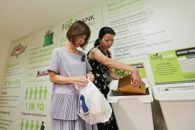 Compass One mall pledges support to reduce food wastage
