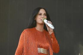 Kacey Musgraves is country music's most stylish female star