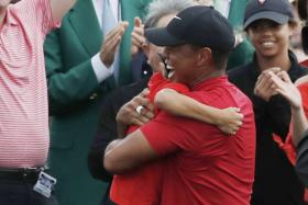 Tiger Woods' Masters win one for all ages