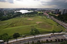 Jurong Lake District will feature a 7ha integrated tourism development