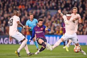 Barca coach Ernesto Valverde: Lionel Messi calmed our nerves