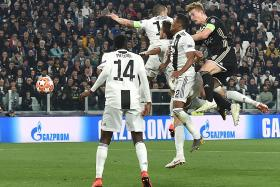 Neil Humphreys: Ajax Amsterdam's upset a victory over game's greed