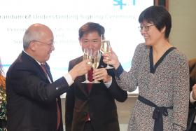 SPH, Perennial partner up to leverage each other's strengths