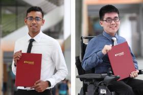 TP grad: Education was my escape route
