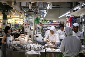 Local putu piring stall featured in new Netflix show Street Food