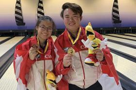 Singapore youth bowler Xavier Teo wins Masters gold in Asian meet