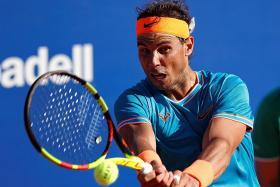 Rafael Nadal finds confidence despite Barcelona exit