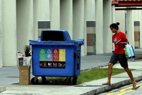 Six in 10 here recycle regularly: Surveys