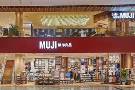 Muji opens two-storey store at Jewel Changi Airport