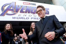 Avengers: Endgame sets new box office records