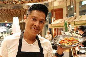 Veteran actor Li Nanxing shares late mum's dishes for Mother's Day