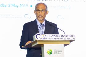 Masagos: Need collective effort to fight climate change