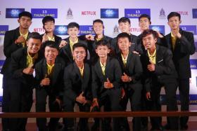 Mini-series on Thai cave rescue to screen on Netflix