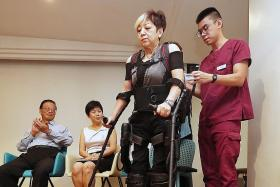 New programme seeks to develop use of exoskeletons in patient rehab