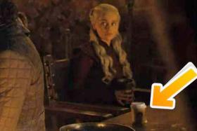 Coffee cup in Game Of Thrones gets viewers buzzing