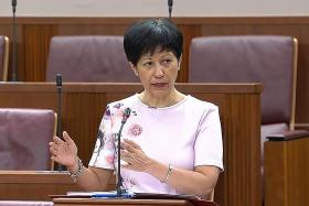Citizens who stay in private property can get govt aid: Indranee Rajah