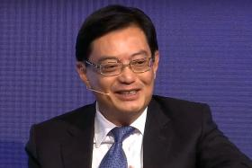Dialogue, partnership key for building trust: DPM Heng