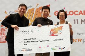 Third time lucky for TNP Adventure Hunt winners