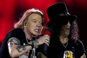 Guns N' Roses sues brewery over beer name