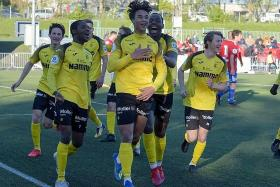 Ikhsan Fandi scores first competitive goal for Norwegian club