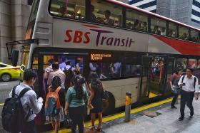 SBS Transit posts 23.3% increase in earnings
