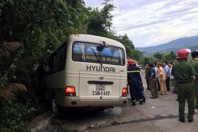 20 SMU students injured after bus accident in Vietnam