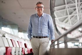 Sports Hub needs to form an emotional bond with Singaporeans, says CEO