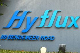 Third potential investor for Hyflux issues letter of intent