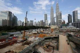 Malaysia's economy grows 4.5% in Q1, higher than forecast 4.3%