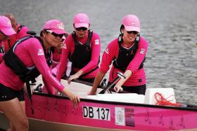 From adversity to dragon boating