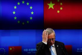More European firms forced to transfer technology in China
