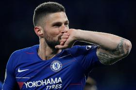 No room for sentiment as Olivier Giroud faces former club Arsenal