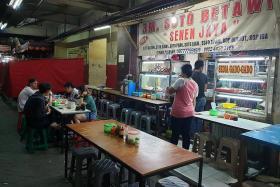 Makansutra: Street food satisfaction in Jakarta and Yogyakarta