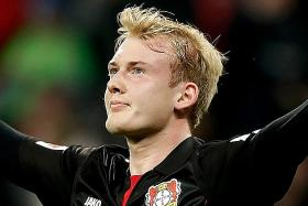Dortmund sign Julian Brandt, Thorgan Hazard and Nico Schulz