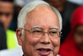 Najib stars in M'sian hip-hop music video