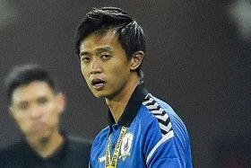 To arrest slide, Tampines Rovers hit reset button