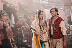 Movie review: Aladdin