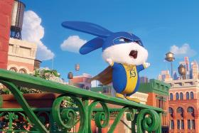 Kevin Hart puts soul into playing bunny in Secret Life Of Pets 2